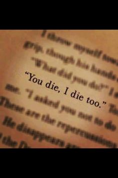 Insurgent. The hopeless romantic in me was sobbing when I read this!