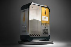 Brewer Crushes Beer Bottles Into Sand to Save New Zealand's ...