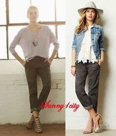 trendy antropologie | Clothing, Shoes & Accessories > Women's Clothing > Pants
