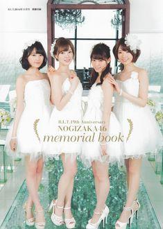 Nogizaka46 BLT 19th Anniversary Memorial Book on BLT Magazine - JIPX(Japan Idol Paradise X)