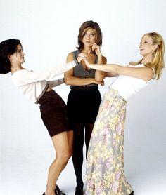 Women of Friends :)