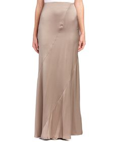 ESCADA ESCADA SILK MAXI SKIRT'. #escada #cloth #skirts
