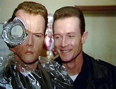Terminator 2 vintage everyday: Behind the Scenes from Some of Favourite Movies Famous Movies, Cult Movies, Sci Fi Movies, Movie Tv, Movie Theater, Horror Movies, Freddy Krueger, Film Sf, Por Tras Das Cameras
