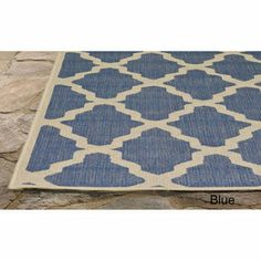 nuLOOM Outdoor Moroccan Trellis Rug (9' x 12') | Overstock.com Shopping - Great Deals on Nuloom 7x9 - 10x14 Rugs