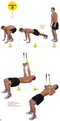 Men's Fitness #MMA Endurance #Workout II