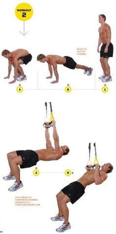 Men's Fitness #MMA Endurance #Workout II