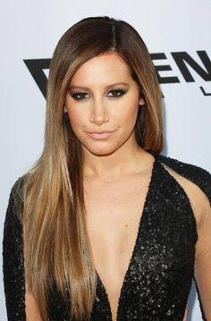 Ashley Tisdale hair