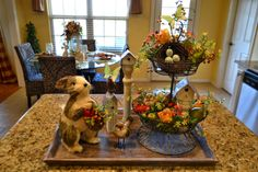 Kristen's creations: spring island vignette