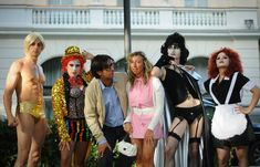 Rocky Horror Outfit Ideas Pictures pin on halloween Rocky Horror Outfit Ideas. Here is Rocky Horror Outfit Ideas Pictures for you. Rocky Horror Outfit Ideas rocky horror picture show costume ideas holid. Rocky Horror Picture Show Costume, Rocky Horror Costumes, Horror Halloween Costumes, Classic Halloween Costumes, Rocky Horror Show, Theme Halloween, Halloween Inspo, Halloween 2018, Halloween Stuff