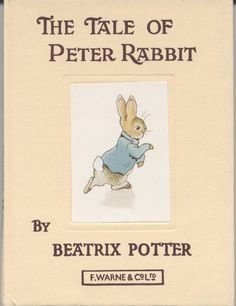 I love this story so much. Naughty Peter Rabbit getting stuck in Mr. McGregor's garden...I remember these illustrations so clearly.