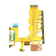For Sony Xperia Z2 L50W D6503-3G Power Volume Buttons Microphone MIC flex cable Repair Part SN-081