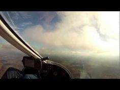 GoPro: Flying Through The Clouds In A Experimental UltraLight Aircraft ... Amazing!