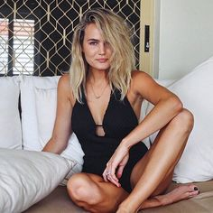 Still in Holiday mode... @brooketestoni looking sunkissed and beautiful in Talulah Swim #talulah #swim #onepiece #summer