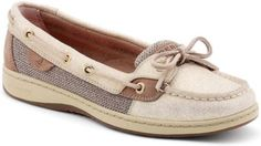 Sparkle Suede Angelfish Boat Shoe - Sperry - US - Build Number: 055 Load Test - Device: Mobile