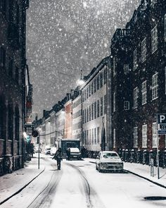 Walking in a winter wonderland 😍 by & Rachel ☃️🎄 Winter Szenen, Winter Magic, Best Places To Travel, Places To Visit, Denmark Travel, Last Minute Travel, Adventure Tours, Of Wallpaper, Vacation Spots
