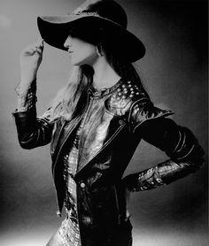 JIHAE leather jackets