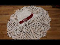 vestido para niña tejido a crochet o ganchillo - YouTube