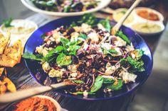Γευστικά dressings για σαλάτες, χωρίς ύπουλες θερμίδες