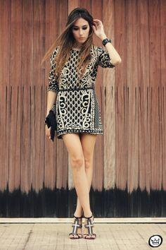 black and tan pattern