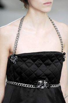 Chanel at Paris Fashion Week Fall 2008 -