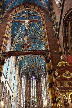 Krakow Church | Flickr - Photo Sharing!