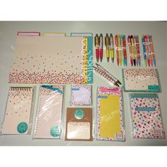 Target dollar spot, dollar section, planner, planner goodies.