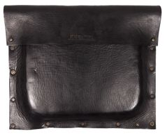 ABC Home - thick molded leather ipad case by jason ross - #HolidayStyle
