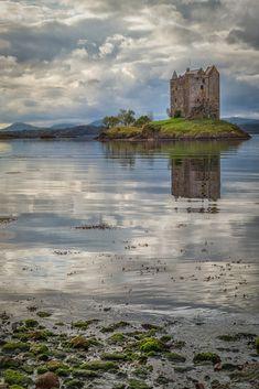Castle Stalker by Craig Breakey / 500px