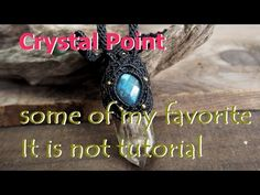 How to make a macrame knot bracelet lapis lazuli stone - YouTube