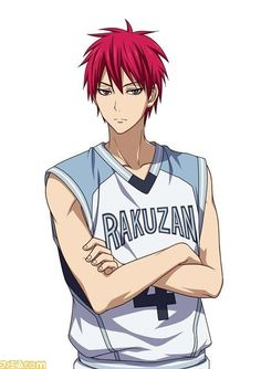 Akashi Seijuro from KnB❤️ ~ From '' Kuroko no Basket (Good gracious!) '' xMagic xNinjax 's board ~