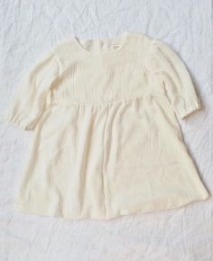 A personal favorite from my Etsy shop https://www.etsy.com/listing/286002939/flowy-gauze-everyday-dress-girl-flowy