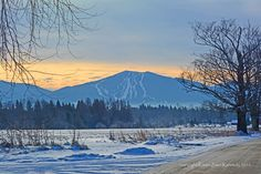 Purchase beautiful images from the Northeast Kingdom of Vermont! Fuji, Vermont, Beautiful Images, January, Mountains, Amazing, Nature, Photos, Travel
