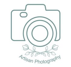 Graphic design - logo for photographer website Web Design, Logo Design, Graphic Design, Photography Logos, Symbols, Letters, Website, Art, Design Web