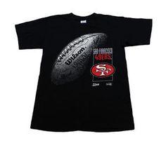 #Vintage #1992 Salem #Sportswear San Francisco #49ers Shirt Made in USA #Mens Size Medium