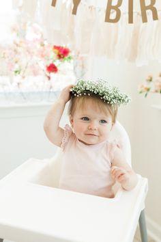 baby's first birthday inspiration