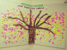 Değerler eğitimi sevgi projesi