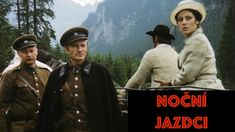 Noční jazdci ◉ Dobrodružný / Drama (Československo, 1981) Captain Hat, Drama, Retro, Music, Youtube, Movies, Movie Posters, Musica, Musik