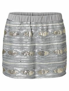 BACLAVA MINI SKIRT VERO MODA Holiday Countdown contest. Pin to win the style!