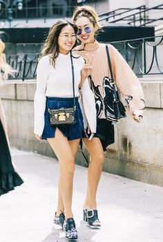 The Fall Outfit Combo That's Going to Be Huge via @WhoWhatWear