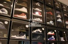 To display or not to display. - How To Store Your Sneaker Collection | Complex