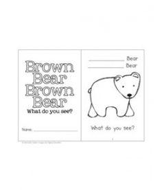 *FREE* Brown Bear book