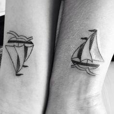 tatuajes de veleros - Buscar con Google