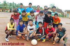 ചന്ദ്രഗിരി സ്കൂൾ ടീം സീനിയർ സബ് ജില്ലാ ഫുട്ബോള് ജേതാക്കൾ - MELPARAMB.COM | Everything Around Melparamb