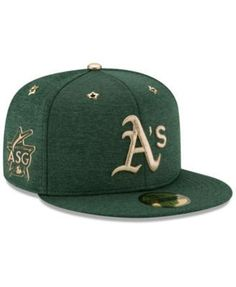 0f31d02c8471e New Era Boys  Oakland Athletics 2017 All Star Game Patch 59FIFTY Fitted Cap    Reviews - Sports Fan Shop By Lids - Men - Macy s