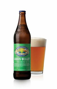 Green Flash Green Bullet, an imperial India pale ale, is the Beer of the Week.