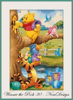 Winne The Pooh, Cute Winnie The Pooh, Winnie The Pooh Quotes, Winnie The Pooh Friends, Mickey And Friends, Walt Disney, Disney Art, Eeyore, Tigger