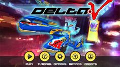 Free Version of Delta-V Racing Races to Play Store #androidgames