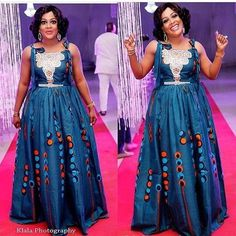 The most beautiful collection ankara aso ebi styles of 2018 you must try. These beautiful aso ebi are very exotic African Men Fashion, African Dresses For Women, Africa Fashion, African Wear, African Attire, African Fashion Dresses, African Women, Ghanaian Fashion, Men's Fashion