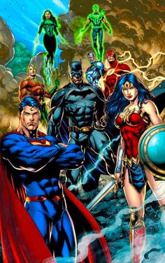 "(DC COMICS) ""REBIRTH"": JUSTICE LEAGUE"