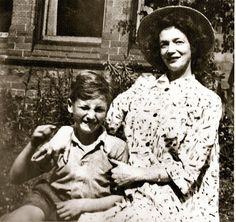 John's mother & julia 's son